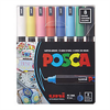 POSCA Acrylic Marker set Extra Fine 1MR - Basic 8pc **ND**