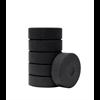 Tempera Blocks 6 Pack Funstuff Black