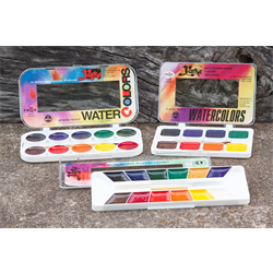 Yarka Semi Moist Watercolour Sets
