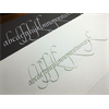 Additional images for //Done-Beginner Calligraphy Course with Theresa de Guzman, May 27th, 2017