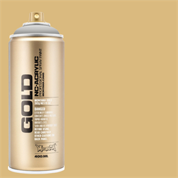 Montana GOLD Spray Sahara Beige - 400ml **ND**