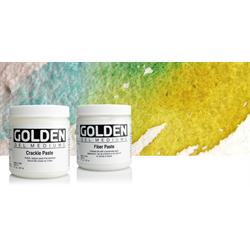 Golden Effect Paste