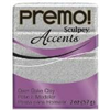 Sculpey Premo 2oz Accents Gray Granite