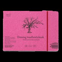 SM.LT authenticpad Album Drawing 24.5cm x 176cm 120gsm 32shts **ND**