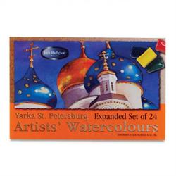 Yarka St. Pertersburg Watercolour Pan Sets