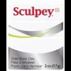 Sculpey III 2oz White