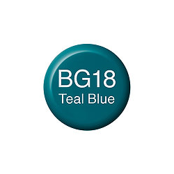 Copic Ink and Refill BG18 Teal Blue *ND*
