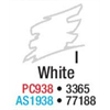 Prismacolor Premier Colored Pencil White Pencil PC938
