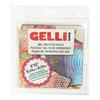 """Gelli Arts Gel Printing Plate 6"""" x 6"""" - **ND**"""