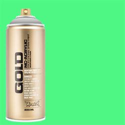 Montana GOLD Spray Acid Green - 400ml **ND**