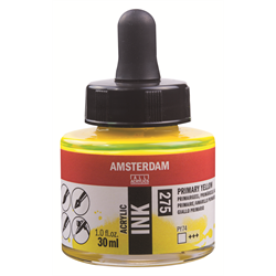 Amsterdam Acrylic Ink 30ML PRIM.YLW **ND**