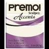 Sculpey Premo 2oz Accents White Translucent