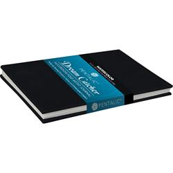Pentalic Dream Catcher Accordion Fold Watercolor Sketchbook