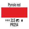 Additional images for Amsterdam Standard Acrylic 120ML PYRROLE RED 315 **ND**