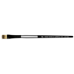 Brush Black Silver SH Rake 1/4