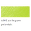 Faber Castell Artist's Pastel #168 Earth Green Yellowish