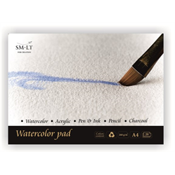 SM.LT Watercolor Pad A3 260gsm 20shts **ND**