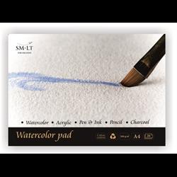 SM.LT Watercolor Pad A4 260gsm 20shts **ND**