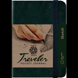 Pentalic Traveler Pocket Sketch Journal