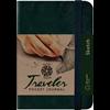 "Pentalic Traveler Pocket Journal 8""x6"" Black Sketch"