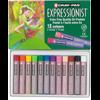 Cray-Pas Expressionist Oil Pastel Set 12