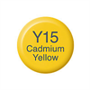 Copic Ink and Refill Y15 Cadmium Yellow *ND*