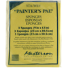 Sta-Wet Painters Pal Sponge (3)**ND**