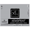 Canson XL Newsprint Pad 18x24 50shts