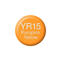 Copic Ink and Refill YR15 Pumpkin Yellow *ND*