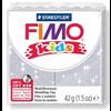 Fimo Kids Modelling Clay 42g Glitter Silver
