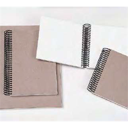 """Richeson Sketch Pad Unfinished Cover 8.5"""" x 11"""" **ND** $14.50 Value"""