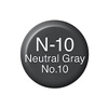 Copic Ink and Refill N10 Neutral Grey 10 *ND*