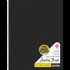 "Pentalic Sketchbook Wirebound Black 8.5"" x 11"" (Linin Cover Finsh) **ND**"