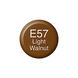 Copic Ink and Refill E57 Light Walnut *ND*
