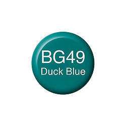 Copic Ink and Refill BG49 Duck Blue *ND*