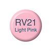 Copic Ink and Refill RV21 Light Pink *ND*