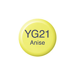 Copic Ink and Refill YG21 Anise *ND*
