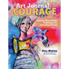 Book Art Journal Courage by Dina Wakley **ND**