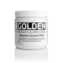 Golden Ground Absorbent White 8oz