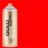 Montana GOLD Spray Fire Red - 400ml **ND**