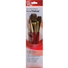 Brush Set 9122 Real Value Series - Camel Set of 3 brushes