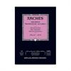 "Arches Watercolour Pad HP 140lb 11.69"" x 16.53"" 12 Sheets"