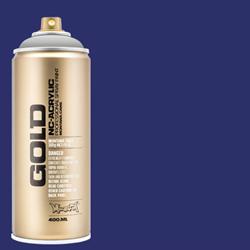 Montana GOLD Spray Blue Velvet - 400ml **ND**