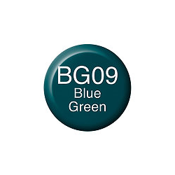 Copic Ink and Refill BG09 Blue Green *ND*