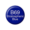 Copic Ink and Refill B69 Stratosphere Blue*ND*