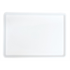 Palette Plastic White Tray Large