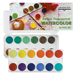 Academy Watercolour Sets