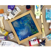 Additional images for //Done - Having Fun With Acrylic Mediums with Gerry Berard, February 25th, 2017