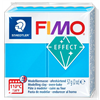 Fimo Effect Modelling Clay 2oz. Translucent Blue