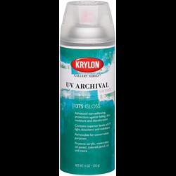Krylon Gallery Series UV Archival Varnish 41375 Gloss
